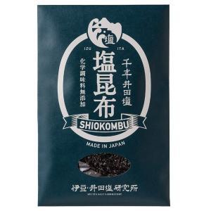 幻の塩千年井田塩でつくった塩昆布35g|muranoeki