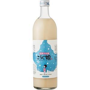 米糀の甘酒 こうじ姫|muranoeki