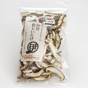 伊豆乾しいたけ星谷スライス30g|muranoeki