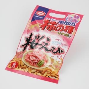 静岡限定亀田の柿の種110g桜えび味 muranoeki