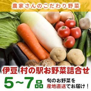 伊豆村の駅お野菜詰合せ(5〜7品)|muranoeki