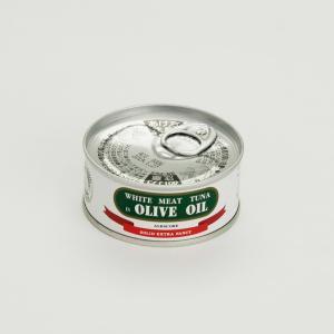ホワイトシップ印まぐろオリーブ油漬 ※注文殺到中につきご希望の日時に添えない場合がございます。|muranoeki