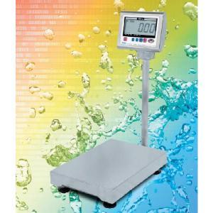 YAMATO オールステンレス 防水形デジタル台はかり 取引証明以外用 DP-6700N|muranokajiya