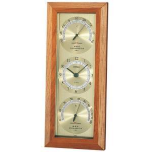 エンペックス スーパーEX温度・時計・湿度計 EX-741|muranokajiya