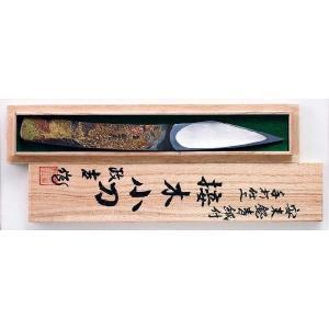 本職用 接木切出 桐箱入|muranokajiya