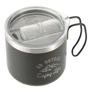 カップは別売り キャプテンスタッグ モンテ ダブルステンレスマグカップ用フラップ|muranokajiya