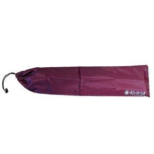 伸縮アルミタープポールΦ32mm用収納袋 レッド(4937769760448) muranokajiya