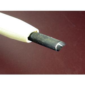 彫刻刀 浅丸刀 1.5・2mm|muranokajiya