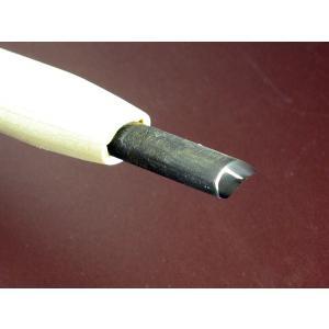 彫刻刀 浅丸刀 18mm|muranokajiya