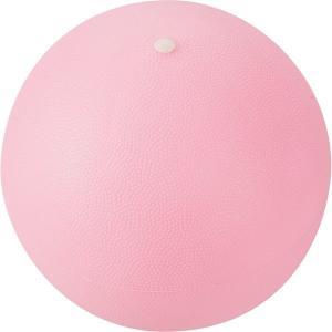 ボールの弾みと転がりを利用したNEWエクササイズボール。 ストロー付でふくらませ簡単! 腕力強化やち...