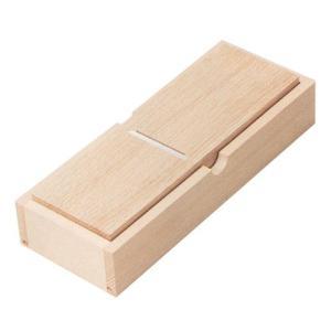 薄型ミニ鰹箱 箱なし|muranokajiya