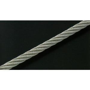 ステンレスワイヤーロープ (7×19) 1mm|muranokajiya