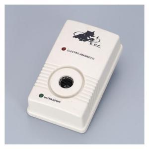 ネズミ撃退器 超音波&電磁波