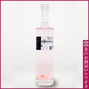 北海道 クラフトジン 紅櫻蒸留所 9148 0396 桜 春限定 700ml muraoka-liquor
