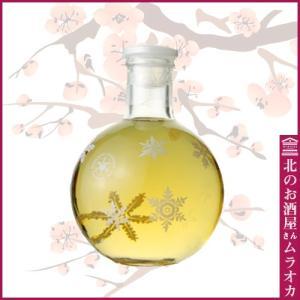 雪の天使たち 梅酒 北海道日本酒仕込み|muraoka-liquor