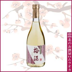 千歳鶴 梅酒 北海道日本酒仕込み|muraoka-liquor