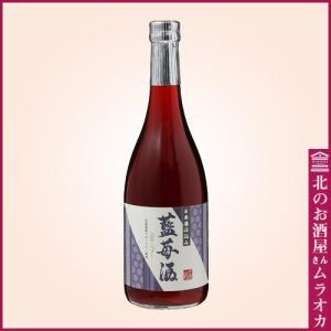 千歳鶴 藍苺酒 北海道日本酒仕込み|muraoka-liquor