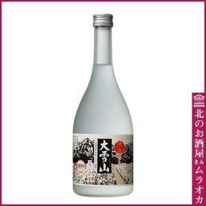 米焼酎 大雪山 単式(乙類) 25度 720ml|muraoka-liquor