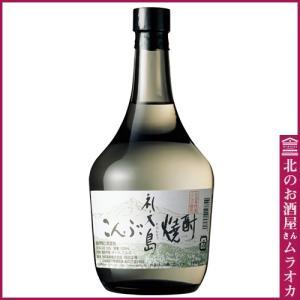 ゴードー 礼文 昆布 連続(甲類) 20度 720ml|muraoka-liquor