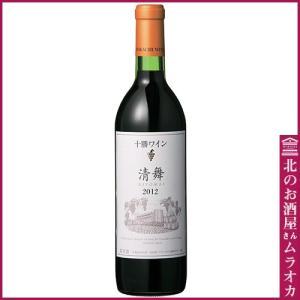 十勝ワイン 清舞 赤 720ml 辛口 muraoka-liquor
