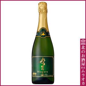 おたる ナイヤガラ スパークリング スパークリング 720ml やや甘口 muraoka-liquor