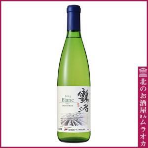 鶴沼 ブラン 2014 白 720ml 辛口 muraoka-liquor