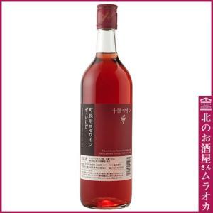 十勝ワイン 町民用ロゼワイン ザ・いけだ ロゼ 720ml 辛口 muraoka-liquor