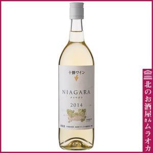 十勝ワイン ナイヤガラ 白 白 720ml 甘口 muraoka-liquor