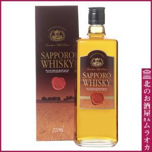 サッポロウイスキーSS 43% 720ml|muraoka-liquor
