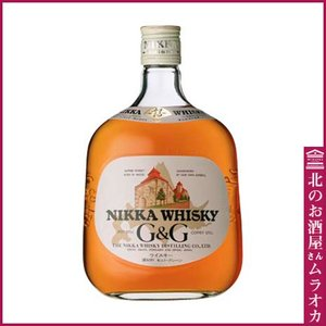 G&G北海道ラベル 750ml|muraoka-liquor