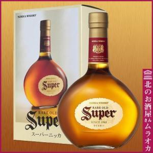 スーパーニッカ カートン付 700ml|muraoka-liquor