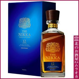 ザ・ニッカ 12年 THE NIKKA 12年 ギフトボックス入り 700ml|muraoka-liquor