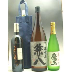 手さげ袋【720ml〜1.8L瓶1本専用】 手渡しする時のプレゼントに最適【720ml〜1.8L瓶1本専用】