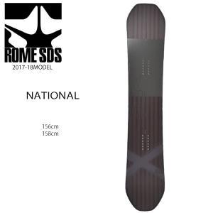 スノーボード 板 ROME SDS ローム NATIONAL...