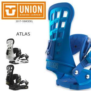 送料無料 スノーボード バインディング ビンディング UNION ユニオン ATLAS アトラス 17-18モデル メンズ EE L11|murasaki
