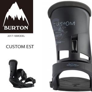送料無料 スノーボード バインディング ビンディング BURTON バートン CUSTOM EST カスタム17-18モデル メンズ EE K20|murasaki