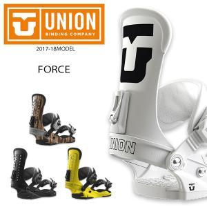 送料無料 スノーボード ビンディング UNION ユニオン FORCE フォース 17-18モデル EE J3