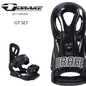 送料無料 スノーボード ビンディング DRAKE ドレイク ...