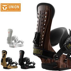 【UNION】 ユニオン スノーボードバインディング ミドルフレックスでオールラウンドな滑りに対応し...