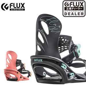 スノーボード バインディング ビンディング FLUX フラックス GU ジーユー 19-20モデル ...
