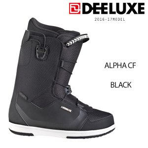 SALEセール スノーボードブーツ DEELUXE ディーラックス ALPHA CF アルファ NAVY 【15-16モデル】 CC A30