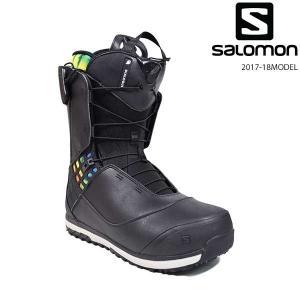 送料無料 スノーボード ブーツ SALOMON サロモン DIALOGUE ダイアログ 17-18モデル ムラサキ限定 メンズ EE K24|murasaki