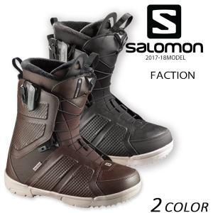 送料無料 スノーボード ブーツ SALOMON サロモン FACTION ファクション 17-18モデル メンズ EE K15|murasaki