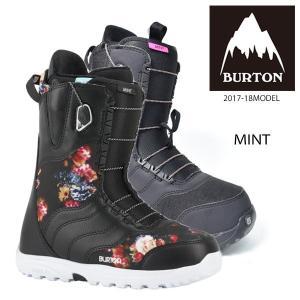 送料無料 スノーボード ブーツ BURTON バートン MINT ASIAN FIT ミント アジアンフィット 17-18モデル EE J20|murasaki