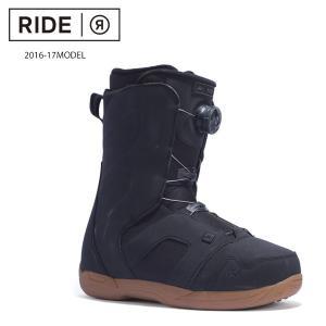 送料無料 スノーボード ブーツ RIDE ライド ROOK ルック 16-17モデル メンズ E1 K30