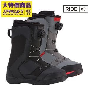 送料無料 スノーボード ブーツ RIDE ライド ROOK ...