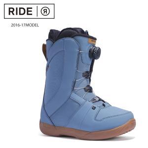 送料無料 スノーボード ブーツ RIDE ライド SAGE セイジ 16-17モデル E1 K4 MM