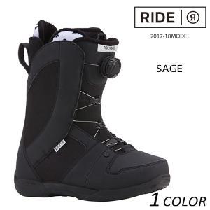 送料無料 スノーボード ブーツ RIDE ライド SAGE ...