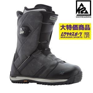 スノーボード ブーツ K2 ケーツー MAYSIS + メイシス プラス ビックサイズ 16-17モデル メンズ F1 J24 murasaki