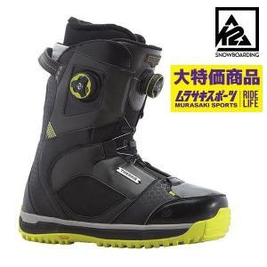 スノーボード ブーツ 型落ち K2 ケーツー THRAXIS ビックサイズ 16-17モデル メンズ...
